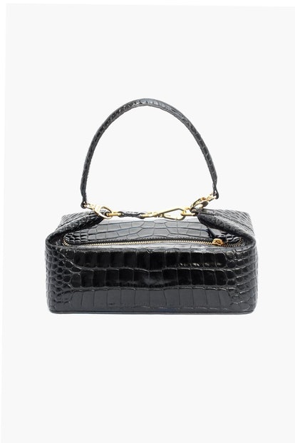 Croc Effect Bag
