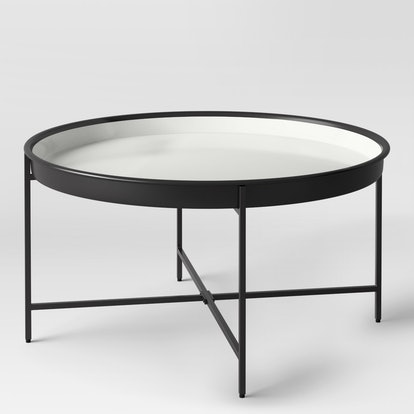 Pradet Tray Coffee Table Black/White - Project 62™