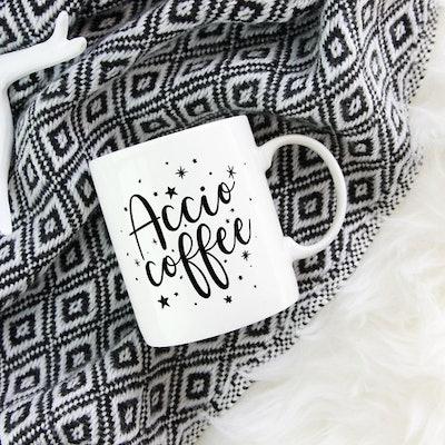 Bookish,Accio Coffee Mug