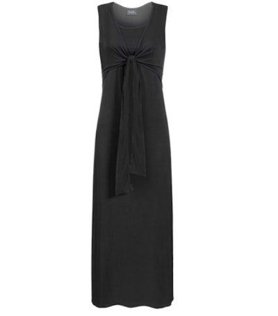 Maxi Nursing Dress