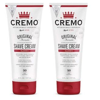 Cremo Original Shave Cream (Pack of 2)