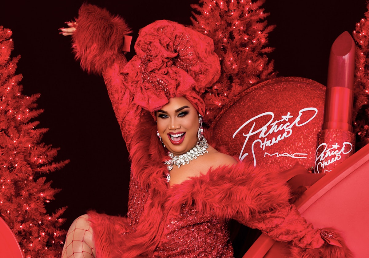 Patrick Starrr's MAC Holiday Collection 2018 Means Patrick's Powder Is Officially Back — EXCLUSIVE