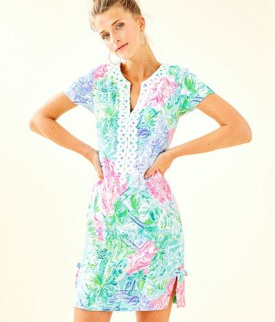 Casidy Stretch Shift Dress