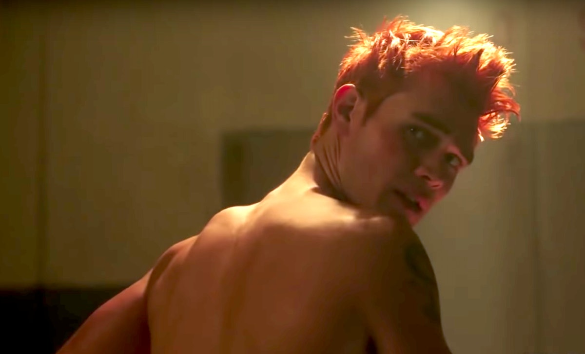 Will Archie & Joaquin Hook Up On 'Riverdale'? A New Trailer Teases A New Romance