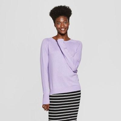 Women's Crewneck Pullover Sweater