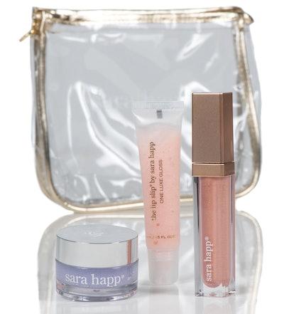 Sara Happ Sugar Plum Berry Lip Set