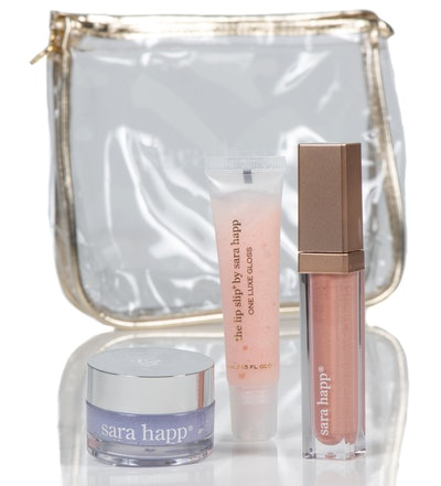 Sara Happ Sugar Plum Berry Lip Set