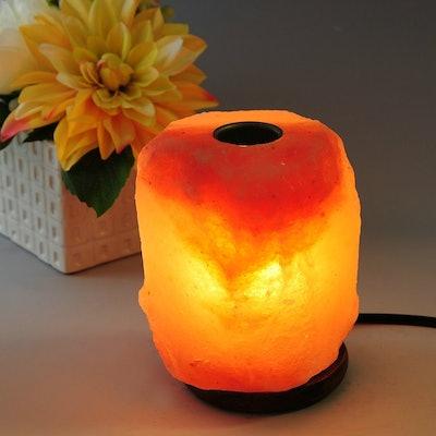Aroma Diffuser Himalayan Salt Lamp