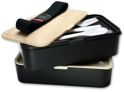 Bento Box And Utensils