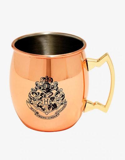 Harry Potter Hogwarts Crest Copper Mug