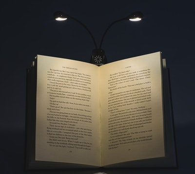 LuminoLite Rechargeable Book Light