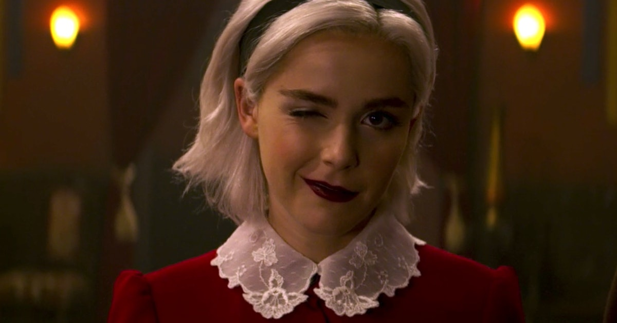 A Chilling Adventures Of Sabrina Christmas Special Is