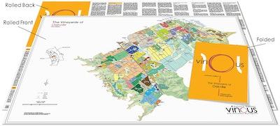 Oakville Appellation Map