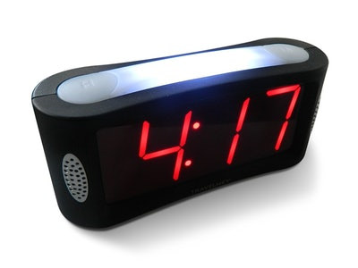 Travelwey LED Digital Alarm Clock