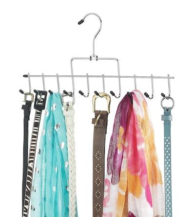 Whitmor 10 Hook Accessory Hanger, $8, Amazon