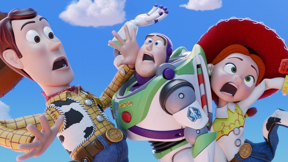 The Toy Story 4 Trailer Teases A New Character Trouble Ahead For