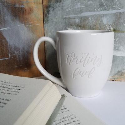 Writing Fuel Mug