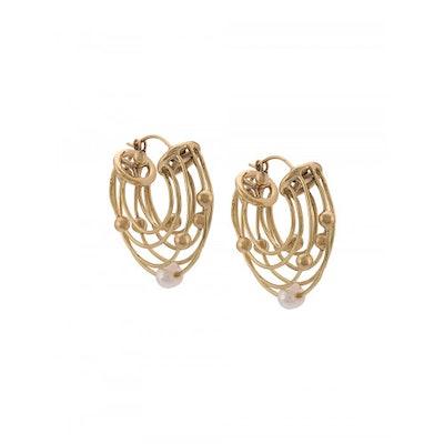 Scaffolding Earrings
