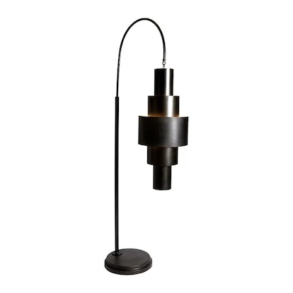 "Studio A Babylon 92"" Arched Floor Lamp"