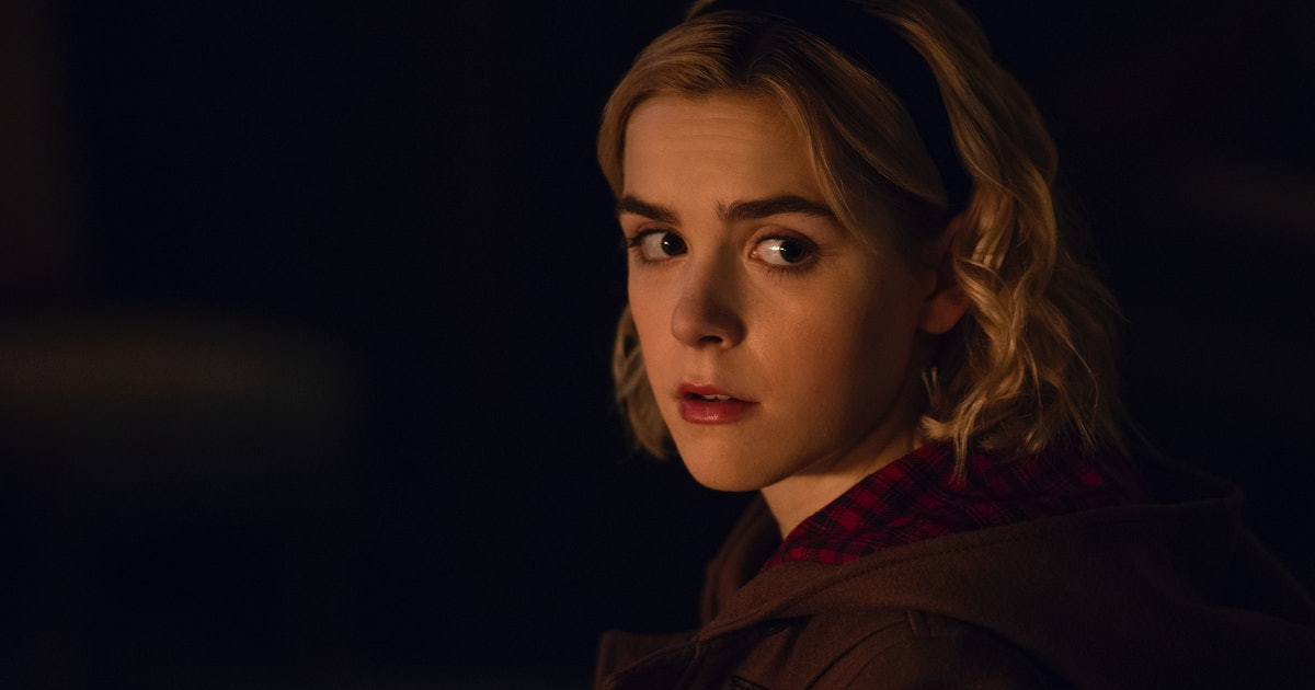 When Does The Chilling Adventures Of Sabrina Christmas