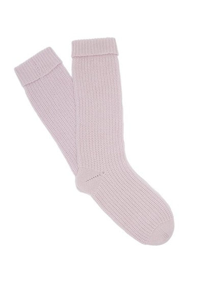 Pepper & Mayne Cashmere Ankle Socks