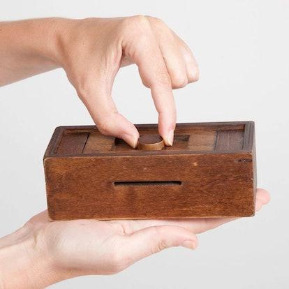 Bits and Pieces Secret Puzzle Box