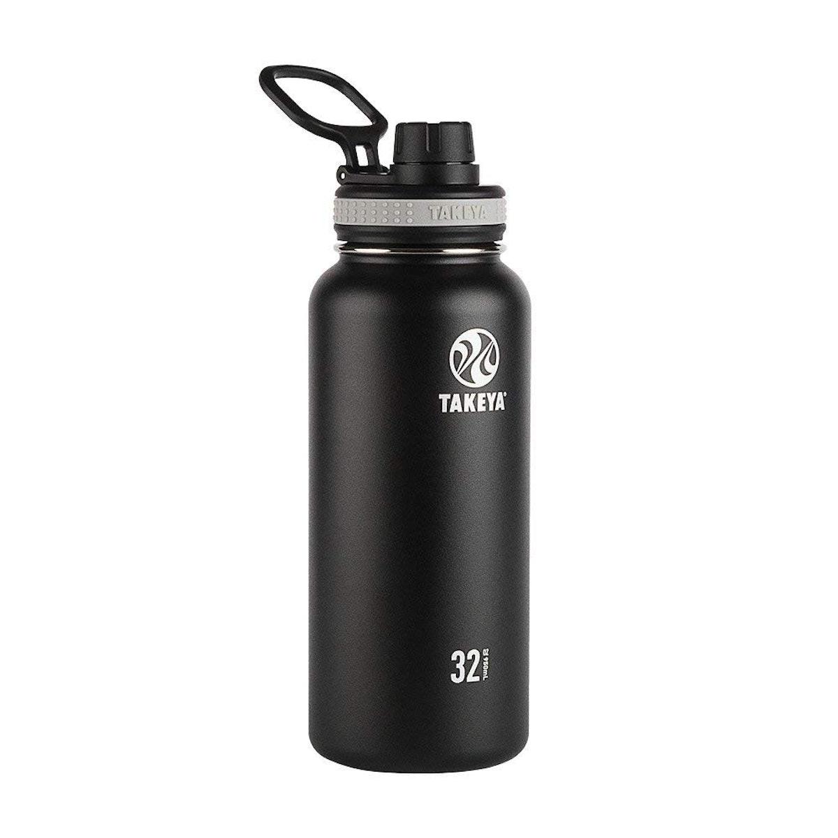 Takeya Originals Vacuum-Insulated Stainless Steel Water Bottle