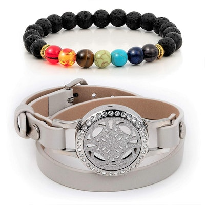 Divass Bracelet Diffuser Set