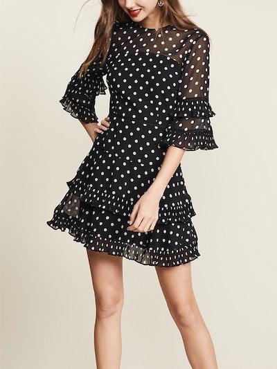Light Up Mini Dress