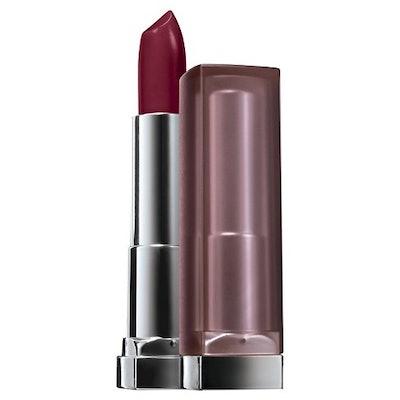 Color Sensational Creamy Matte Lip Color in Burgundy Blush