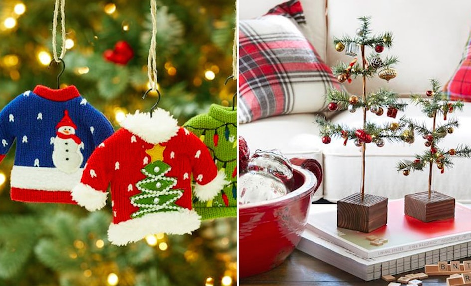 pottery barns holiday decorations for 2018 are here to glam up your home