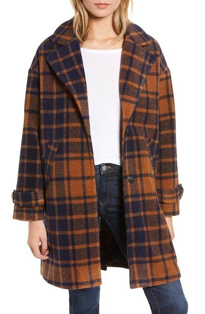 Kai Long Coat