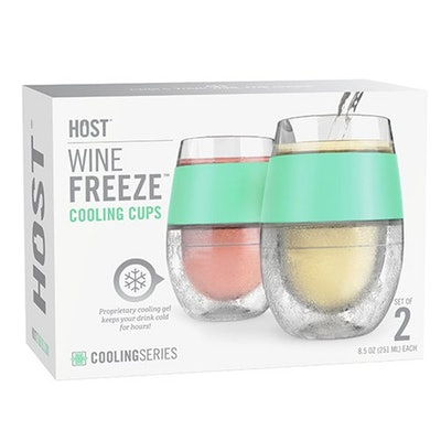 True Fabrication Wine Freeze Cooling Cups