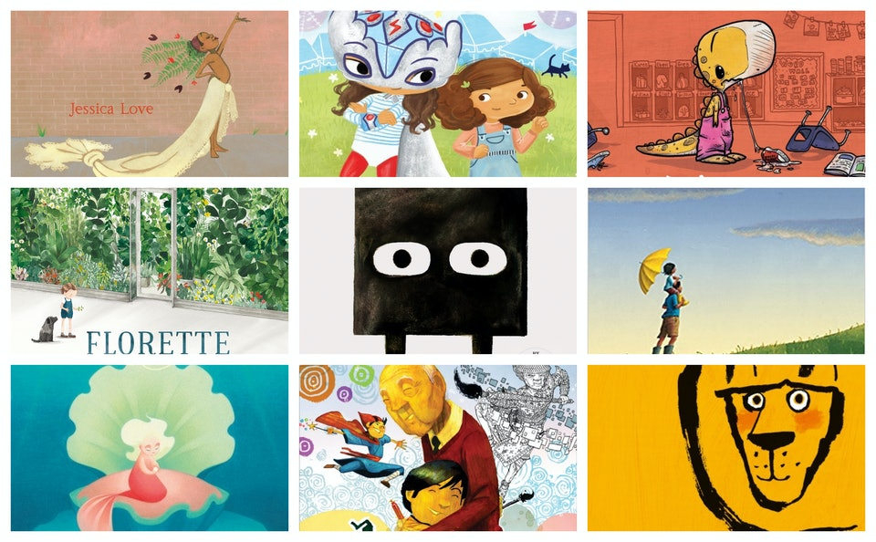 The Children S Picture Books That Defined 2018