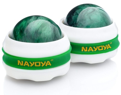 Nayoya Wellness Massage Ball Roller (2-Piece)