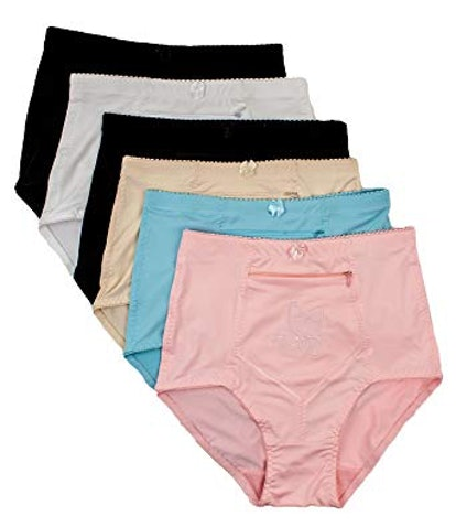 Barbra's Women's Travel Pocket Underwear (S-XL)