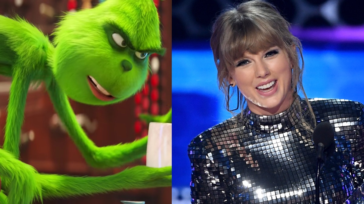 Did You Catch The Hilarious Taylor Swift Joke Hidden In The New 'Grinch' Movie?