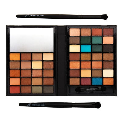 Holiday 48 Color Eyeshadow & 2ct Brush Set