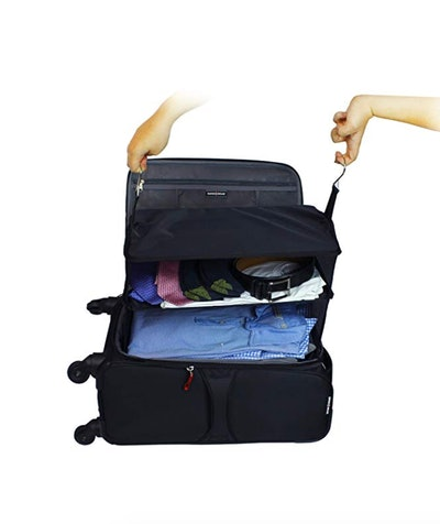 Stow N' Go Hanging Luggage System
