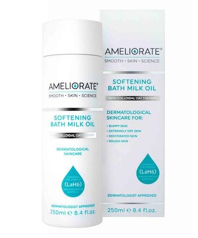 Ameliorate Softening Bath Milk Oil