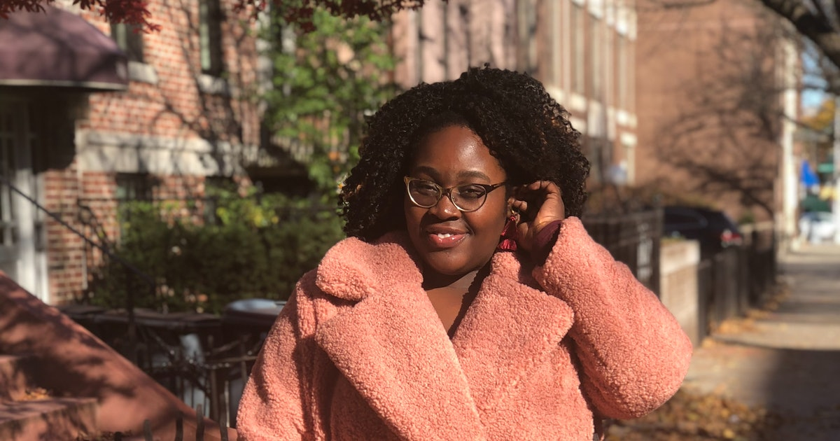 These Plus-Size Faux Fur Coats Make Me Look & Feel So Luxe