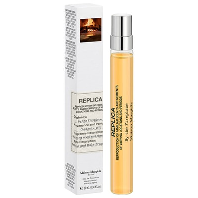 'REPLICA' By The Fireplace Travel Spray