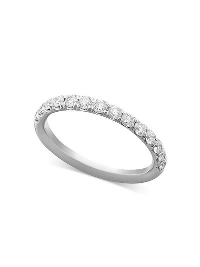Pavé Diamond Band Ring