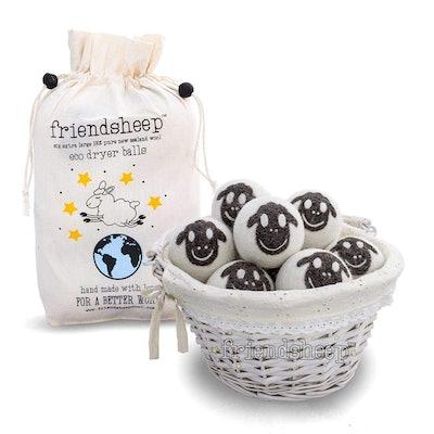 Friendsheep Organic Eco Wool Dryer Balls