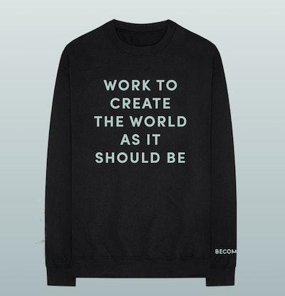 Create World Crewneck