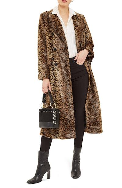 Toni Faux Fur Jacket