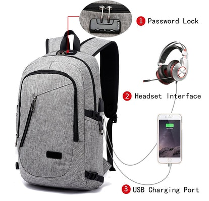 FLYMEI Laptop Backpack