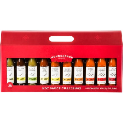 Christmas Hot Sauce Gift Set