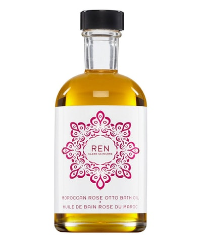 Ren Moroccan Rose Otto Bath Oil