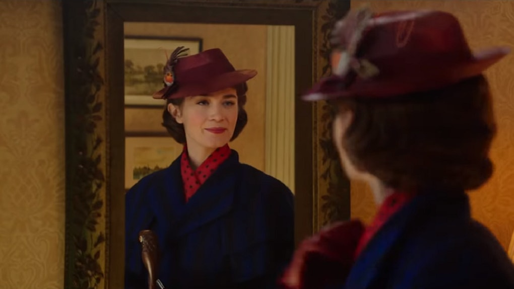 Supercalifragilisticexpialidocious Isn T In Mary Poppins Returns